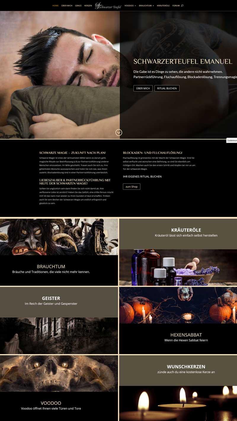 Website Angelshop